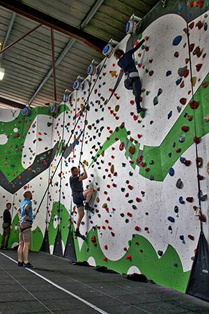 Climbing demo